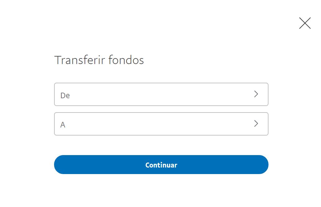 Enviar fondos de paypal a cuenta bancaria