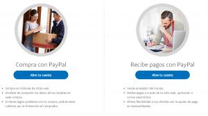 Plataofrma de pago Paypal