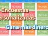 Configuración encuestas diarias personalizadas – Muro AdGateMedia