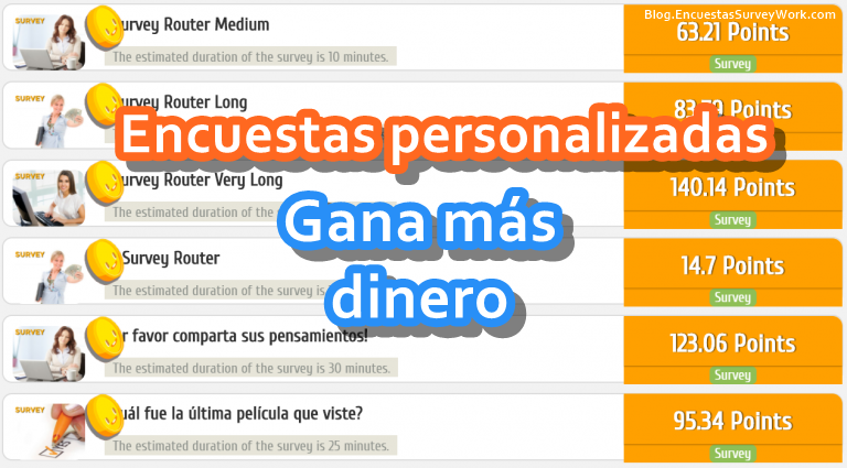 Configuración encuestas diarias personalizadas – Muro Wannadas