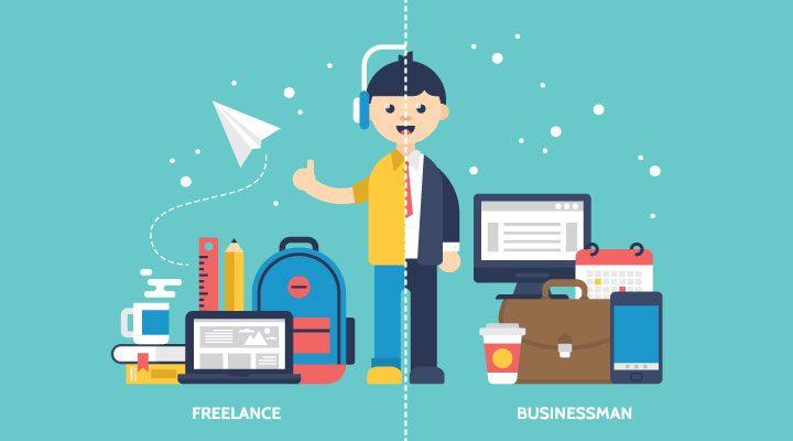 Trabajo de Freelance