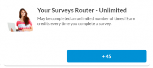 Router Your Surveys