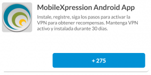 MobileXpression Android MX