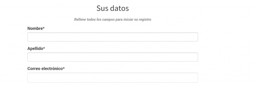 Sus datos en xmobile