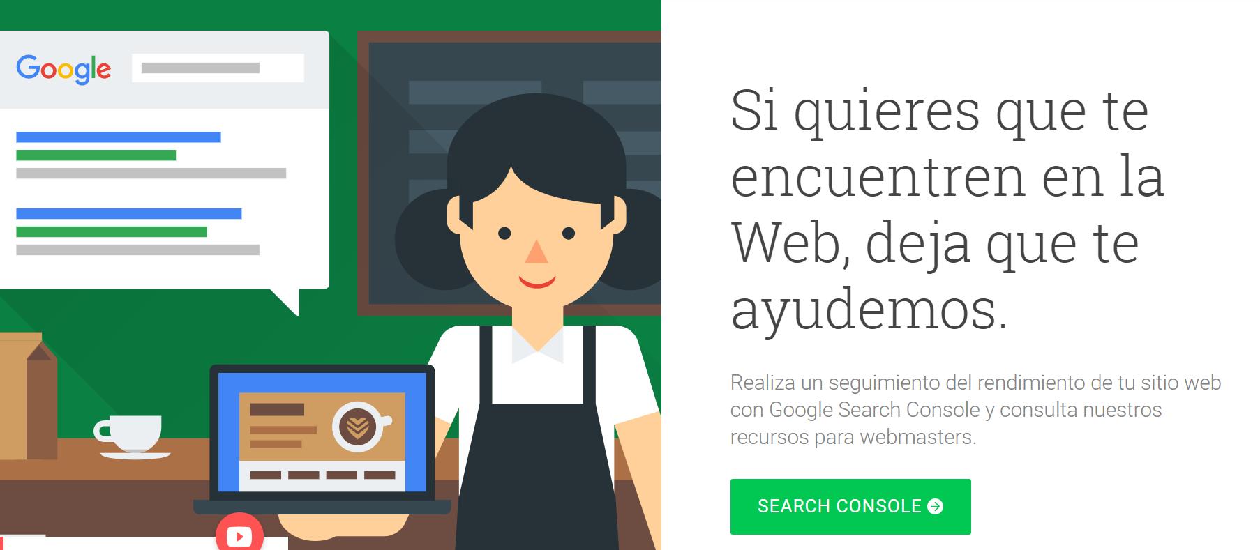 Integrar nuestro blog o web a Google WebMaster