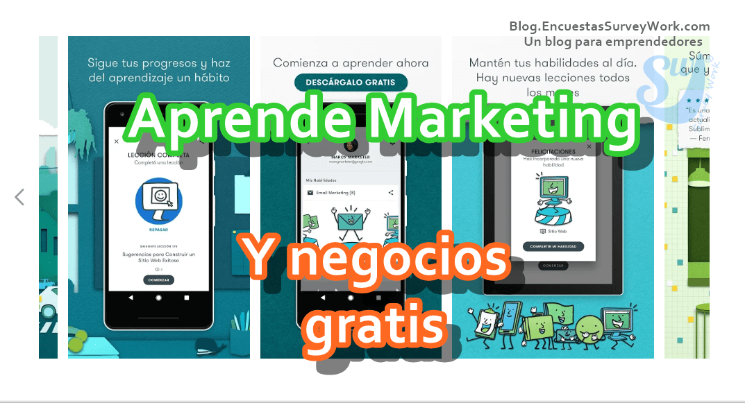 Marketing y negocios