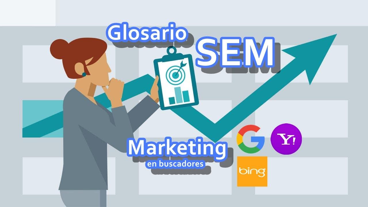 Glosario de Marketing en buscadores (SEM) básico