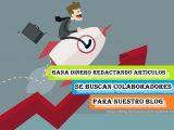 Gana dinero redactando artículos para Emprendedores online freelancer