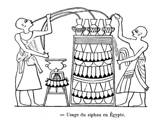 Sifón-egipcio