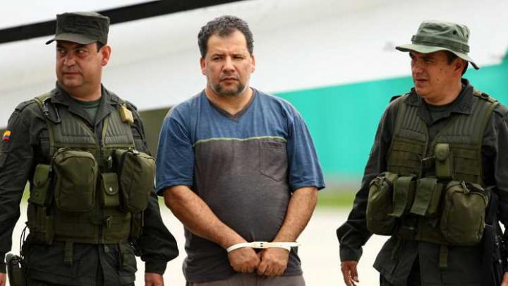 """Don Mario """"el Viejo"""" y su extradición a los Estados unidos"""