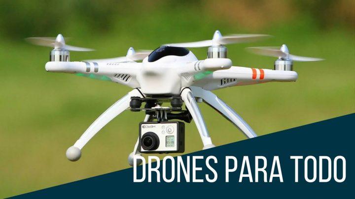 Otro paso más para los Drones