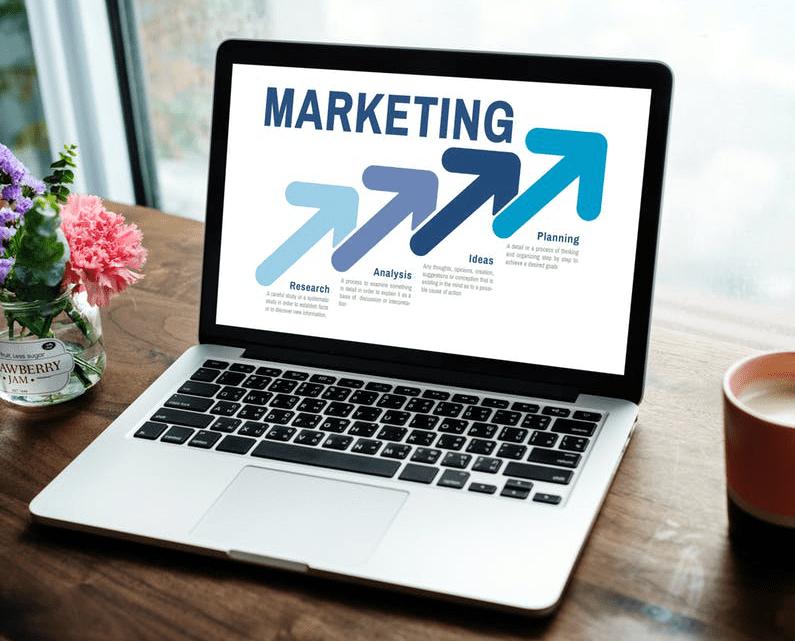 Marketing, proceso de venta