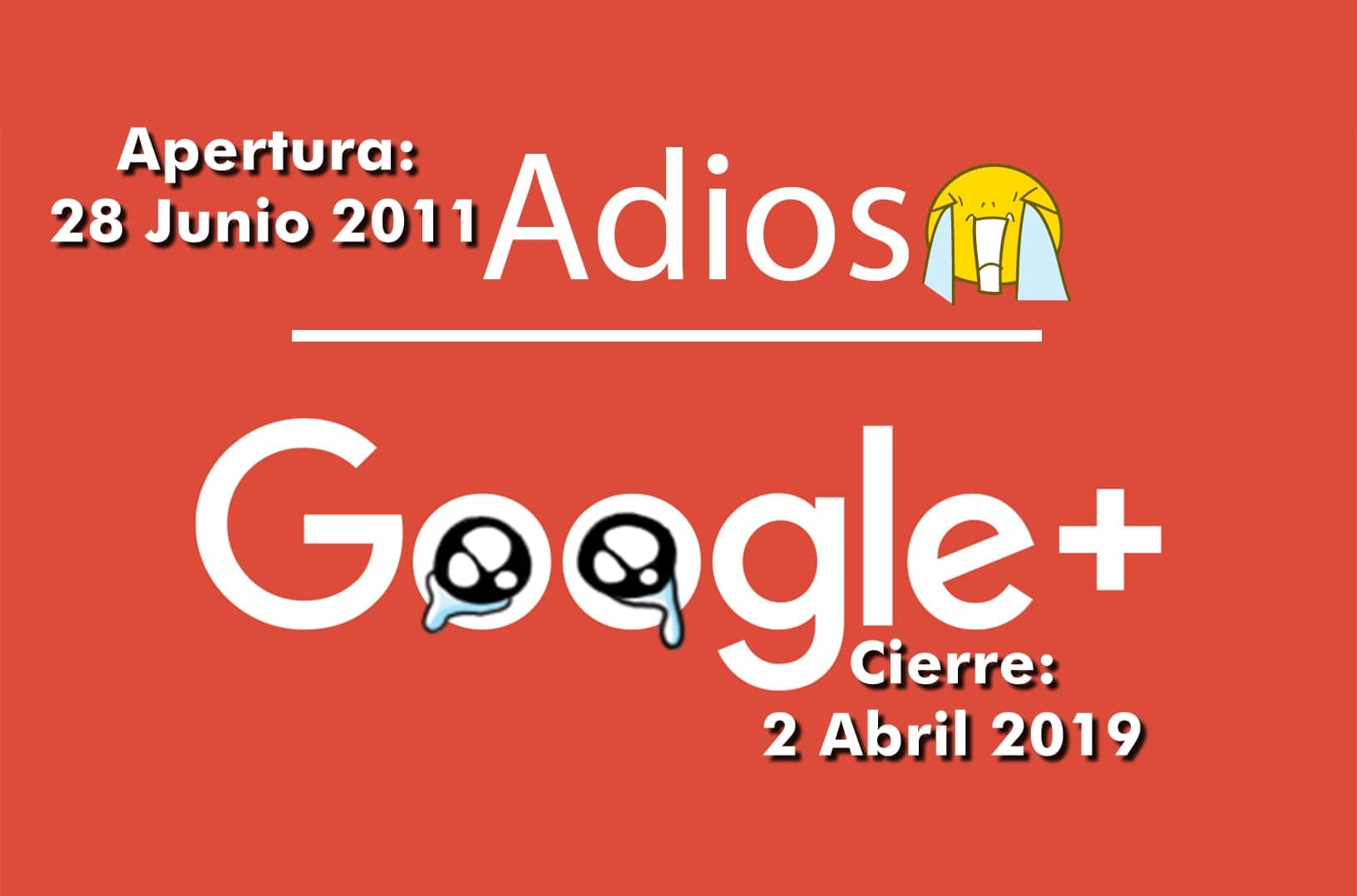 Google-plus-desaparecerá
