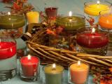 Las velas: su significado místico en rituales